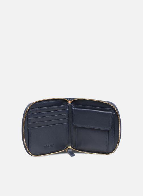 Portemonnaies & Clutches Nat & Nin Coco Mat blau ansicht von hinten