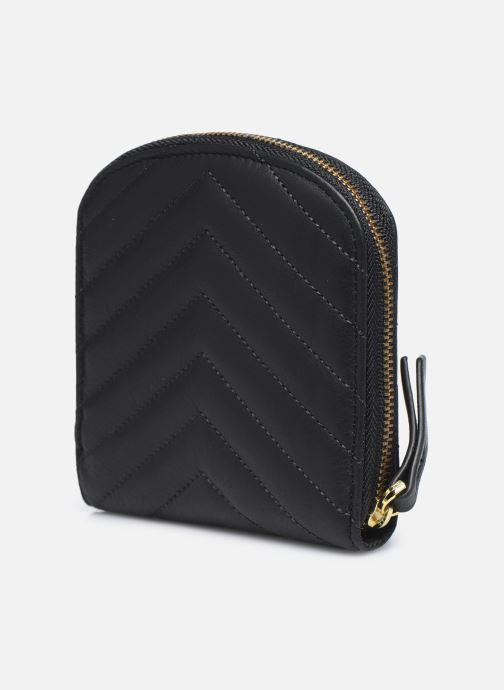 Portemonnaies & Clutches Nat & Nin Coco Mat schwarz schuhe getragen