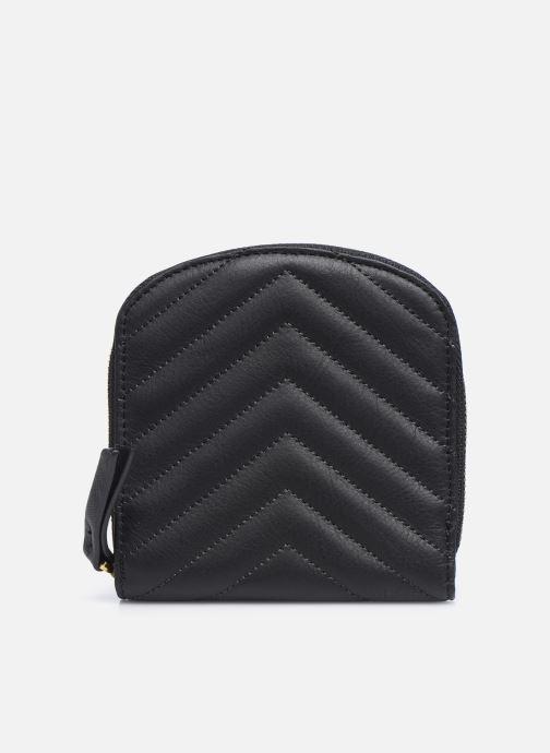 Portemonnaies & Clutches Nat & Nin Coco Mat schwarz ansicht von vorne