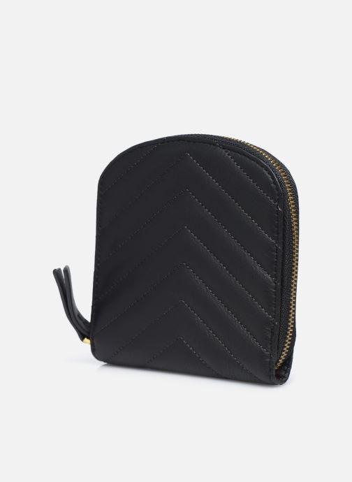 Portemonnaies & Clutches Nat & Nin Coco Mat schwarz ansicht von rechts