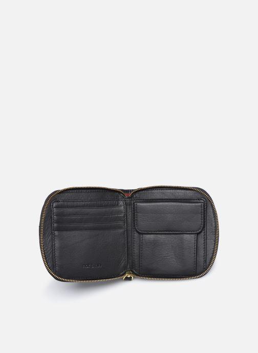 Portemonnaies & Clutches Nat & Nin Coco Mat schwarz ansicht von hinten