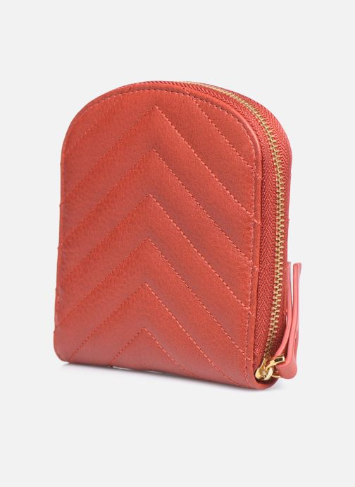 Portemonnaies & Clutches Nat & Nin Coco Mat orange schuhe getragen