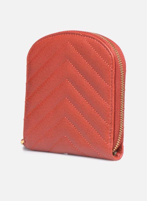 Portemonnaies & Clutches Nat & Nin Coco Mat orange ansicht von rechts