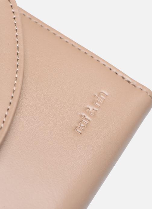 Portemonnaies & Clutches Nat & Nin Luz beige ansicht von links