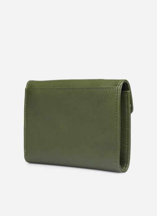 Portemonnaies & Clutches Nat & Nin Luz grün ansicht von rechts