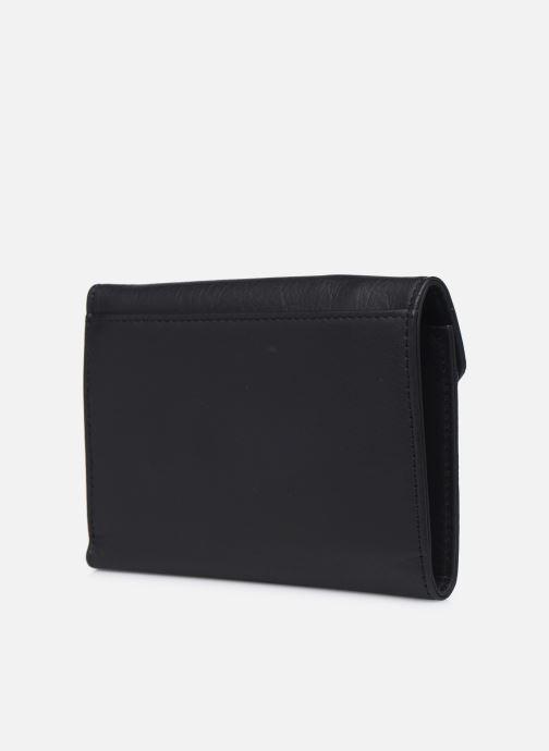Portemonnaies & Clutches Nat & Nin Luz schwarz ansicht von rechts