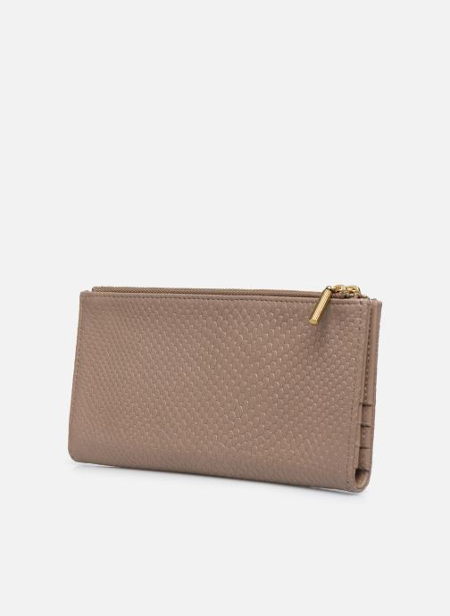 Portemonnaies & Clutches Nat & Nin Maya beige ansicht von rechts
