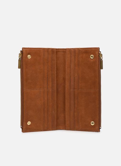 Portemonnaies & Clutches Nat & Nin Maya braun ansicht von hinten