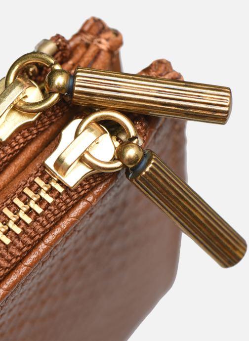 Portemonnaies & Clutches Nat & Nin Maya braun ansicht von links