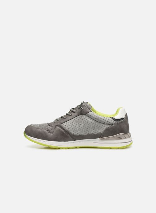 Trainers Mustang shoes Akira Grey front view