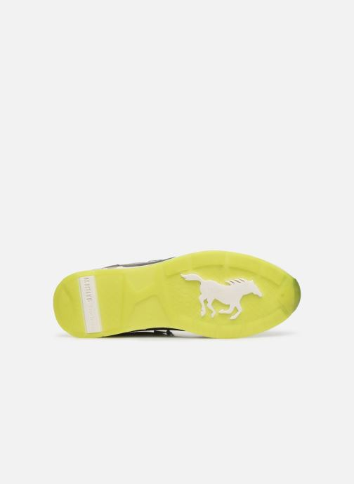 Trainers Mustang shoes Akira Grey view from above