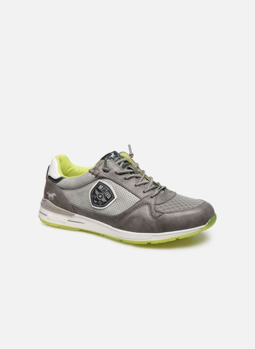 Trainers Mustang shoes Akira Grey detailed view/ Pair view