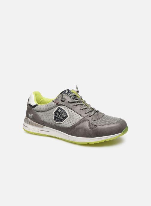 Baskets Mustang shoes Akira Gris vue détail/paire