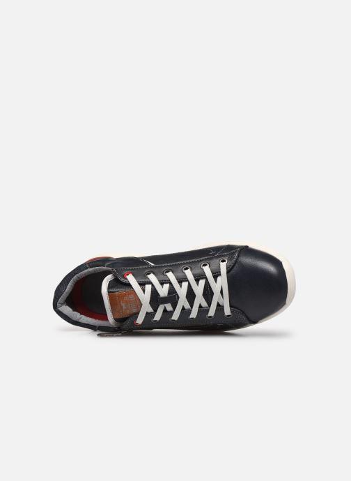 Sneakers Mustang shoes Amya Blauw links