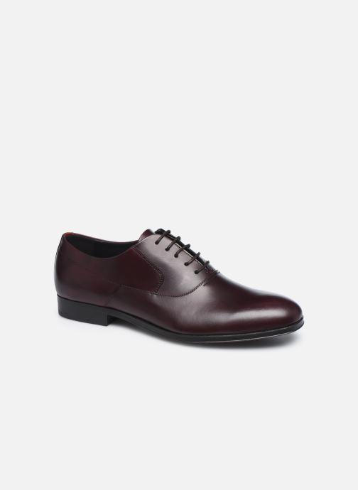 Chaussures à lacets Hugo BOHEME OXFORD Marron vue détail/paire