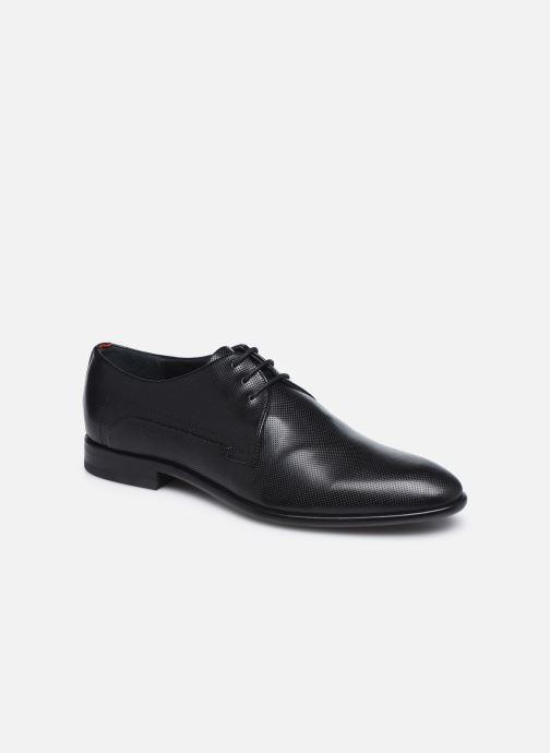 Chaussures à lacets Hugo APPEAL DERBY Noir vue détail/paire