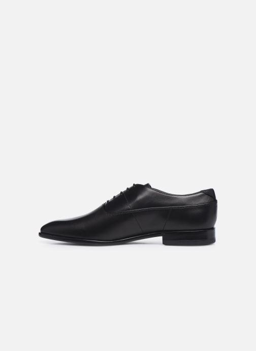 Chaussures à lacets Hugo APPEAL OXFORD Noir vue face