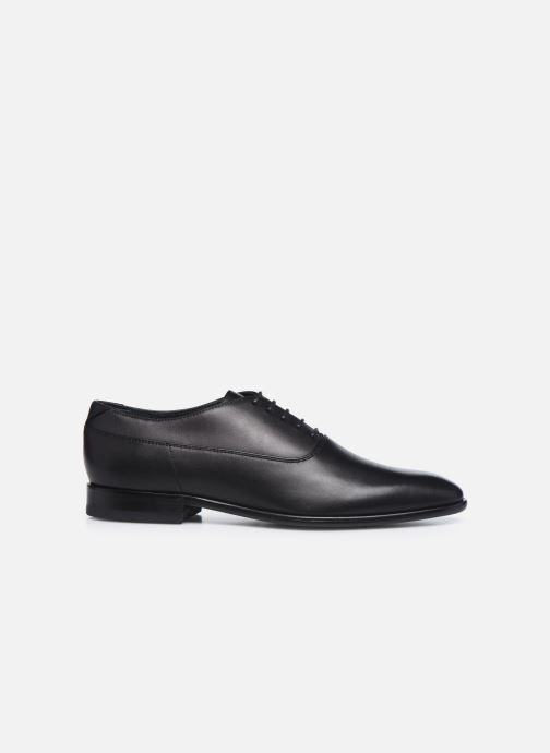 Chaussures à lacets Hugo APPEAL OXFORD Noir vue derrière