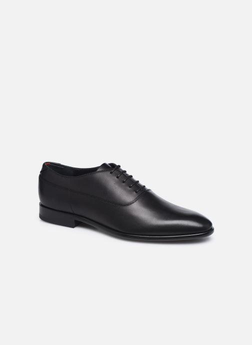 Chaussures à lacets Hugo APPEAL OXFORD Noir vue détail/paire