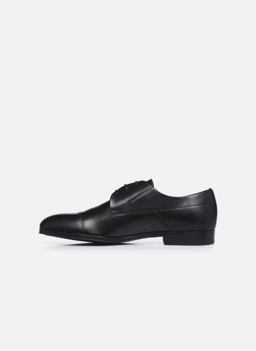 Chaussures à lacets Hugo BOHEME DERBY Marron vue face