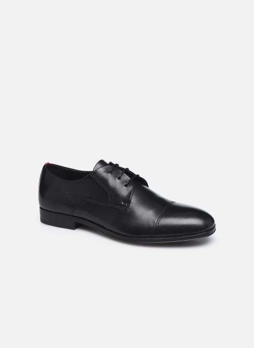 Chaussures à lacets Hugo BOHEME DERBY Marron vue détail/paire