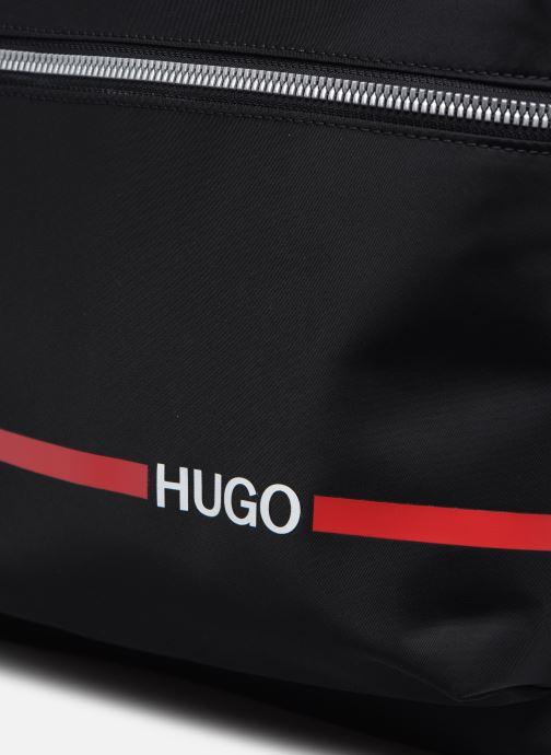 Sacs à dos Hugo RECORD LL BACKPACK Noir vue gauche