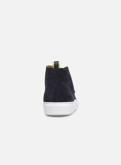 Sneaker BOSS MIRAGE desb blau ansicht von rechts