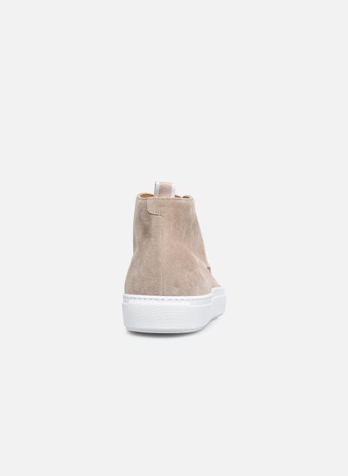 Sneaker BOSS MIRAGE desb beige ansicht von rechts