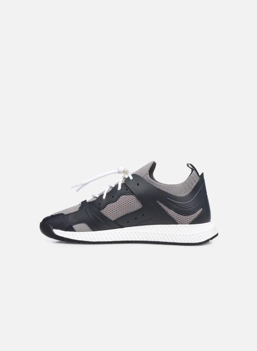 Sneaker BOSS TITANIUM RUNN grau ansicht von vorne