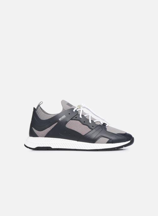 Sneaker BOSS TITANIUM RUNN grau ansicht von hinten