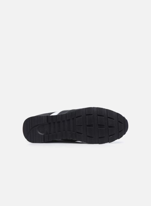 Sneaker BOSS PARKOUR RUNN grau ansicht von oben