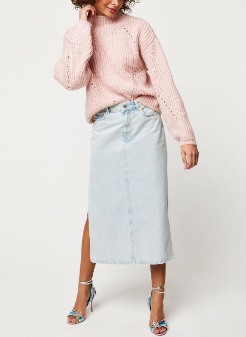 Vêtements Noisy May Nmcristin Knit Rose vue bas / vue portée sac