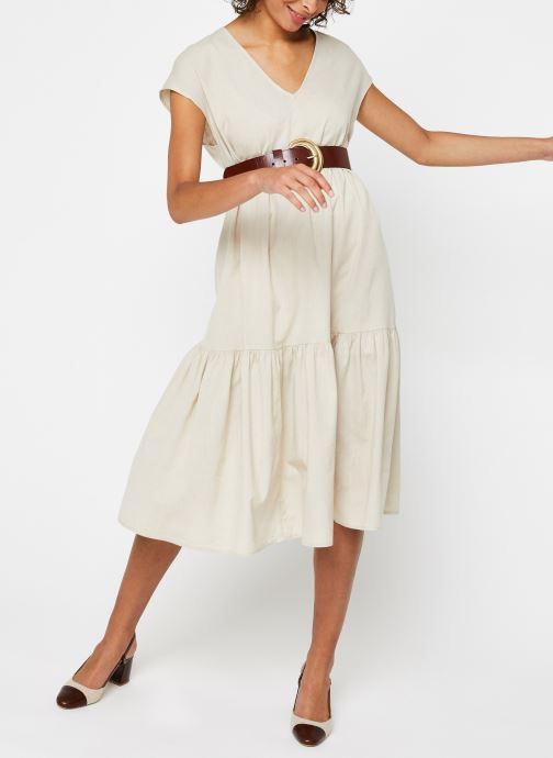 Vêtements Noisy May Nmhiram Dress Beige vue bas / vue portée sac