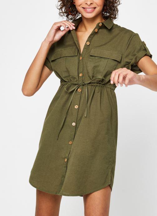 Vêtements Noisy May Nmhiram Dress Vert vue détail/paire