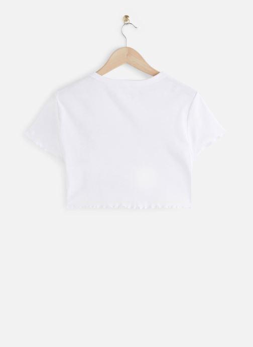 Noisy May T-shirt - Nmsaga Top (Blanc) - Vêtements (436848)