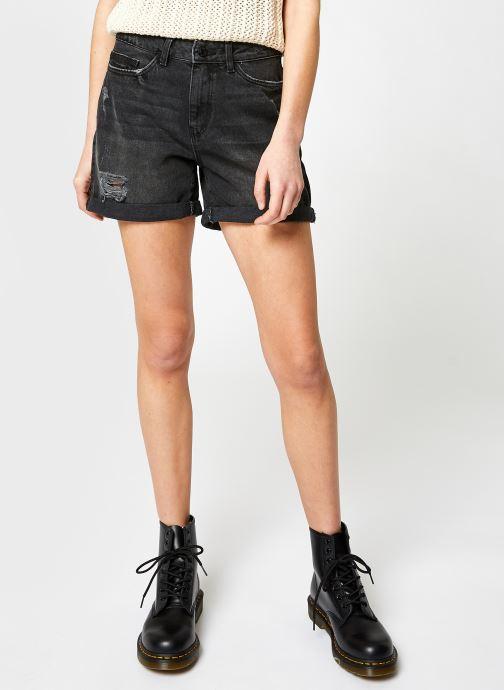 Kleding Noisy May Nmsmiley Shorts Zwart detail