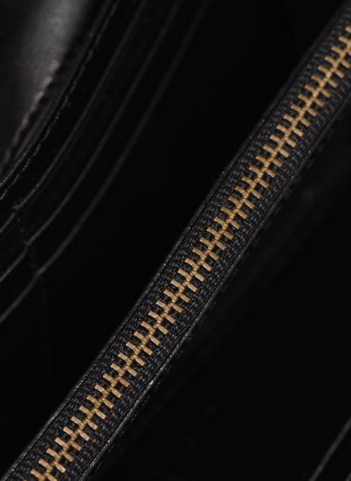 Handtaschen Polo Ralph Lauren CHAIN WALLET SMALL schwarz ansicht von hinten