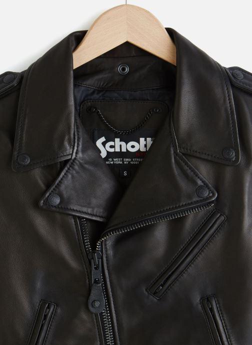 Vêtements Schott Perfecto LCW8613 Noir vue portées chaussures