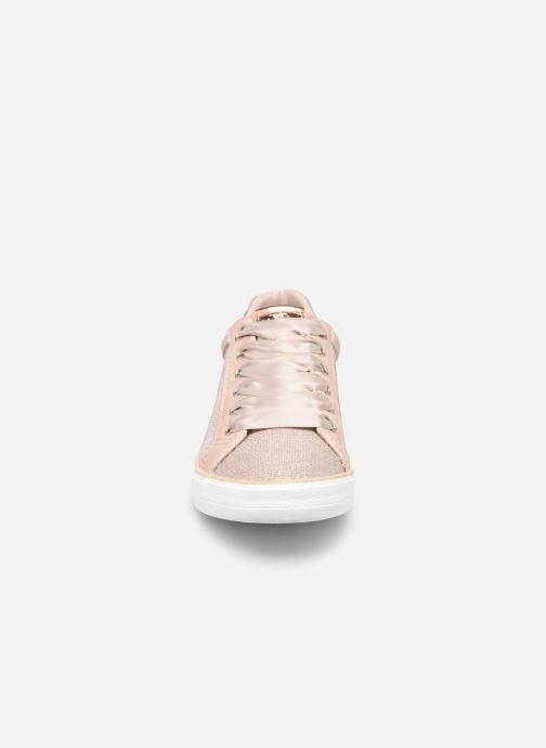 Sneakers Mustang shoes Kolia Roze model
