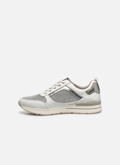 Sneakers Mustang shoes Hedell Grigio immagine frontale