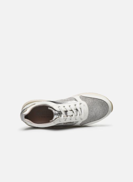 Sneakers Mustang shoes Hedell Grigio immagine sinistra