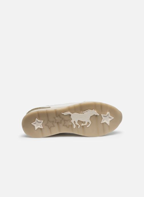 Sneakers Mustang shoes Hedell Grigio immagine dall'alto