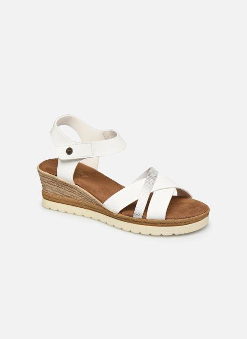 Sandali e scarpe aperte Mustang shoes Mhadi Bianco vedi dettaglio/paio