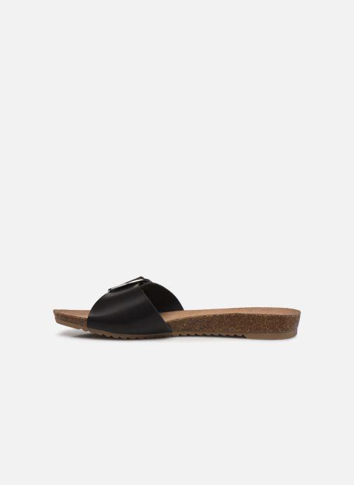 Clogs & Pantoletten Mustang shoes Brinda schwarz ansicht von vorne