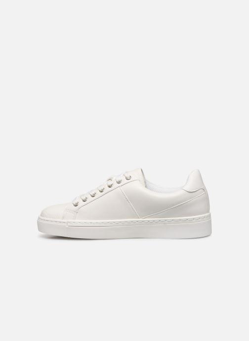 Baskets I Love Shoes THERIUM Blanc vue face