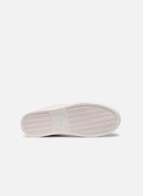 Baskets I Love Shoes THERIUM Blanc vue haut