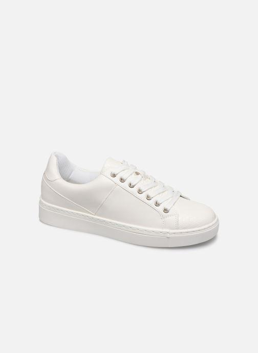 Baskets I Love Shoes THERIUM Blanc vue détail/paire