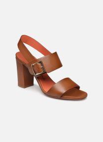 Sandali e scarpe aperte Donna MANET 58733