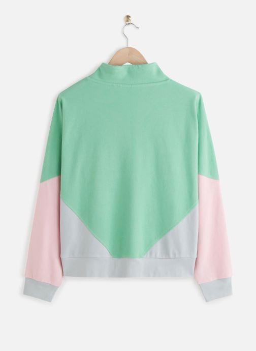 Vêtements Wrangler 90S Sweat Neptune Green Vert vue bas / vue portée sac