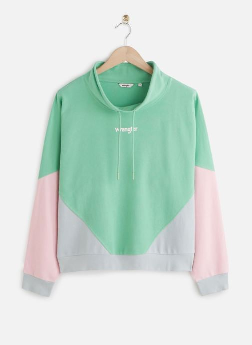 Sweatshirt hoodie - 90S Sweat Neptune Green